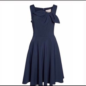 Gal Meets Glam Zoe Navy Dress Size 4